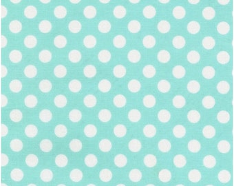 Spot On in Pond Robert Kaufman Fabrics (1 yard) BUY MORE & SAVE