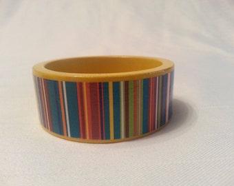 New Handmade Spring Bangle Bracelets round