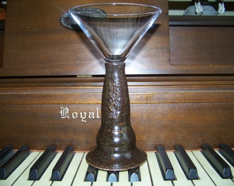 Aztec Brown Forgiveness Glass