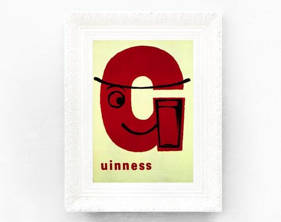 8x11 Guinness Print Original Advertisement Book Plate Ireland Brewerania Advert Pint Golf Sport