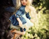 Custom Fairy doll for Mary
