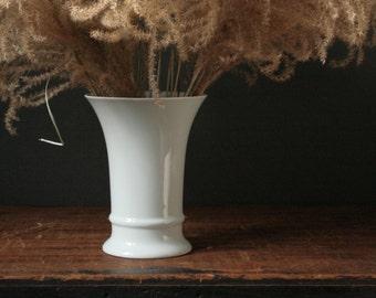 Porcelain vase, Bavaria Schumann Arzberg, vintage porcelain vase