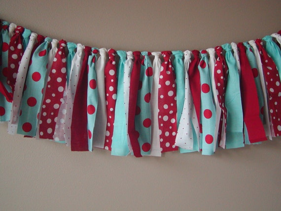 https://www.etsy.com/listing/165661990/red-turquoise-and-white-polka-dot-rag
