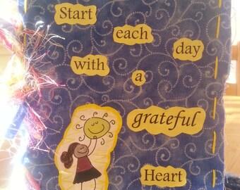 Garden of Gratitude 365 Day Journal- Gratitude Journal; daily grateful blessings journal