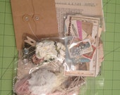 "Vintage Scrapbook Kit 6"" x 6"" [CLEARANCE]"