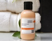 Carrot tomato alpha hydroxy face cleanser