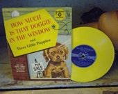 How Much Is That Doggie In The Window Vintage Childrens Record