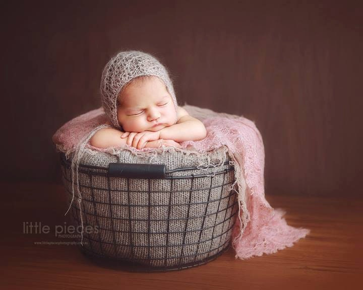 Knitting Patterns For Photography Props : Pdf knitting pattern newborn photography prop mohair tiny
