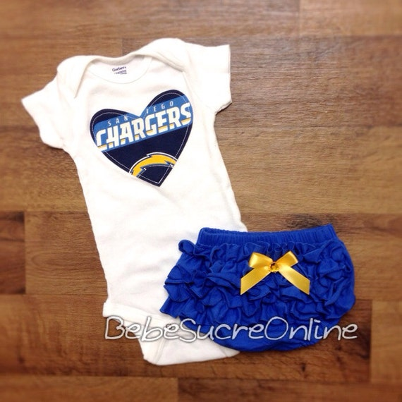 San Diego Chargers Dress: Chargers Girls Outfit