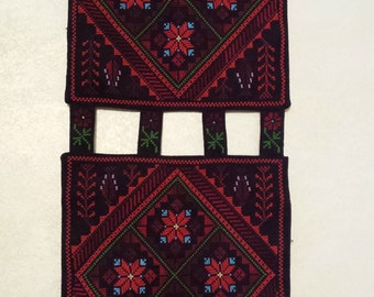 Wall hanging with Palestinian embroidery