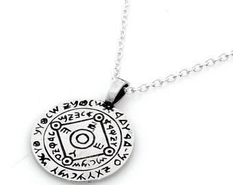 FAME amulet, kabbalah,judaica,gifts,pendant,ethnic,art,charms,asiyadesign,cillectable