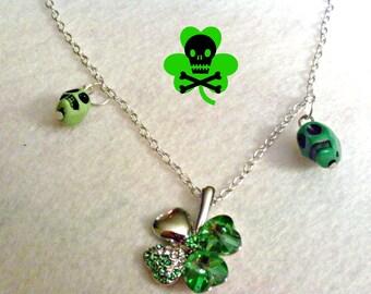 Celtic Punk Necklace