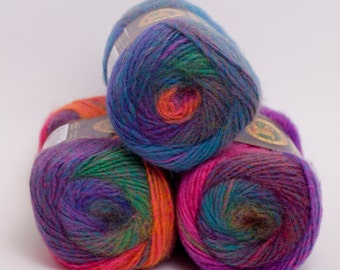 Amazing Wool And Acrylic Yarn Mauna Loa