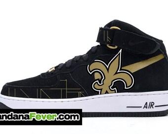 Nike New Orleans Saints Tennis Shoes