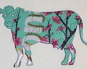 Cow Magnet - Arizona Green Tea Can