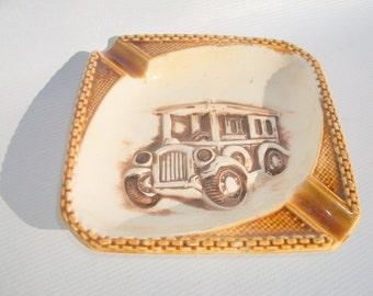 Decorative Vintage Ashtray
