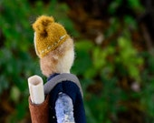 Needlefelted Waldorf Doll. Star Child Series 002. Handmade Penny Doll by alyparrott on Etsy.