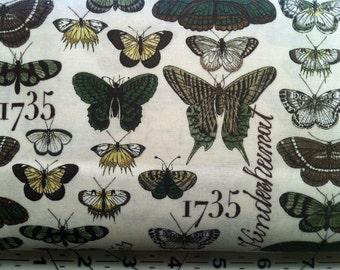 Short And Stout Butterflies Ecru
