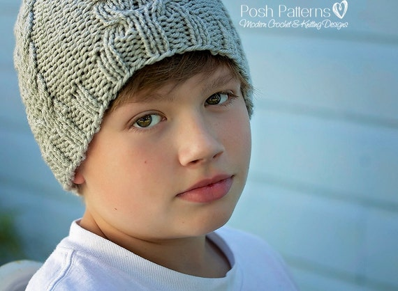 Knitting Patterns Knitting Patterns For Men Chevron Cable Etsy