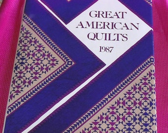 Great American Quilts by  Sandra O'Brien  1987