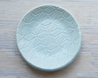 small ceramic dipping bowl