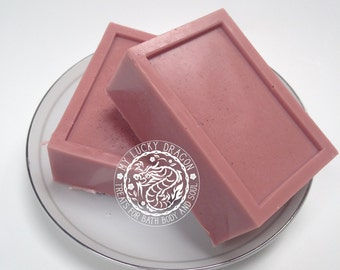 Rose Clay, Soap, Natural, Organic, Bath, bath and body