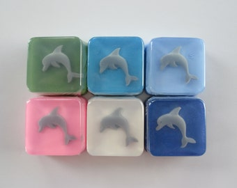 Dolphin or Porpoise Soap Favors for Birthday, Wedding, Showers