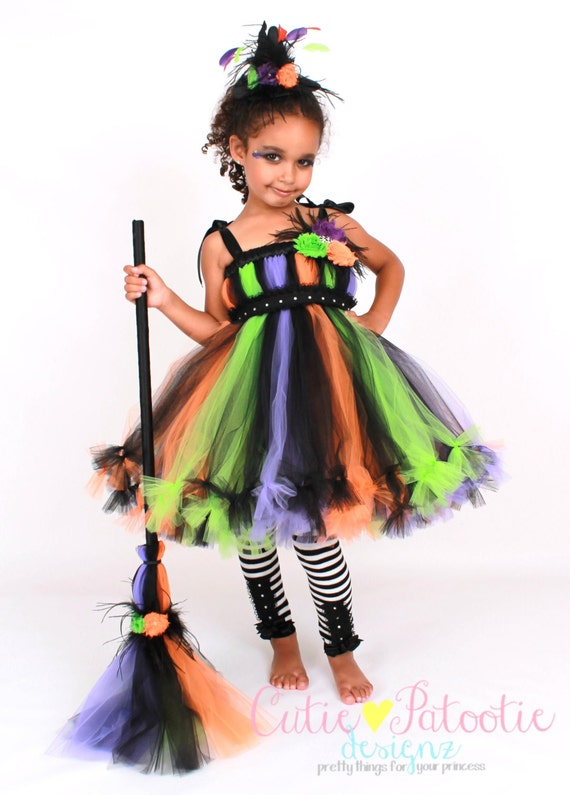Neon Green Witch Costume · Halloween ...  sc 1 st  Best Costumes for Halloween & Girls Witch Costumes for Halloween