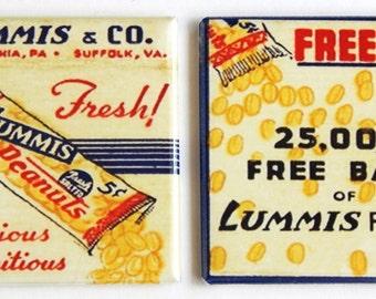 Lummis Peanuts Fridge Magnet Set