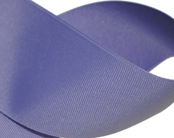 "Tropic Lilac Solid Grosgrain 2.25"" Wide - Also available in other colors - Made in the USA"