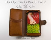 Leather LG G3 Wallet / Le...