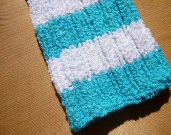 M PICC Line / IV Cover (Armband) Blue White
