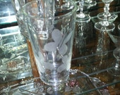 ANY MLP Cutie Mark drinking glass -My Little Pony etched pint