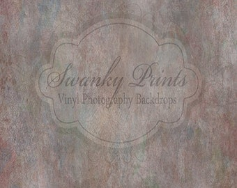 8ft x 16ft Vinyl Photography Backdrop / Grunge Ecru Texture / Custom Photo Prop / School Pics
