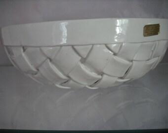 Primo'gi woven Pottery Bowl
