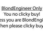 RESERVED for BlondEngineer