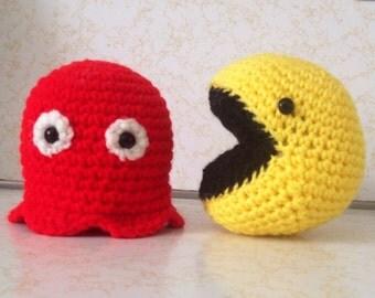 Amigurumi Pacman : Popular items for pac man on Etsy