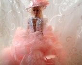 Barbie Doll/Feather Doll/ Large Doll/Small Doll/Feathers