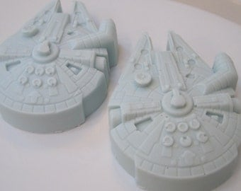 LARGE Spacecraft Soap