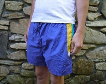 Vintage Swimsuit / Swim Trunks