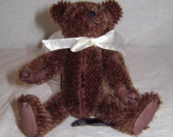 Boyd's Yeager Bearington Miniature Mohair Bear