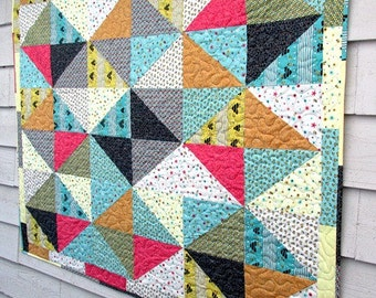 Love My Honey Diamonds Baby Nursery Crib Blanket Lap Comforter Quilt