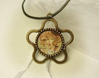 Necklace - Lady