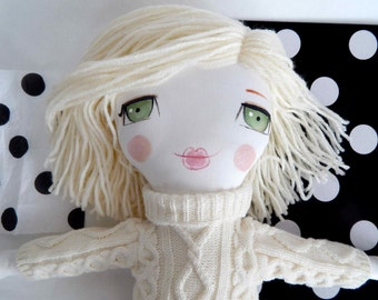 Coco, A Sooziedoozie Doll