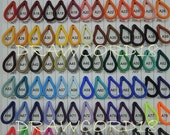 Elastic Cord 2mm - 200 Available Colour ( A71 - A140 ) for Round Stretch Elastic Drawcord Rope Cord ( 1 , 5 or 10 Yards )