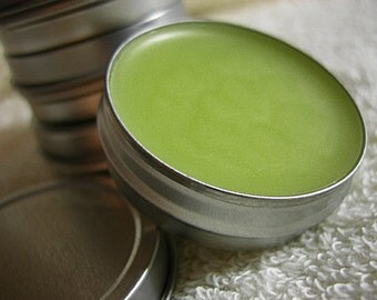 Nanas Green Herbal Diaper Rash Balm - with Aloe Butter, Shea Butter, Avocado Oil and Healing Herbs
