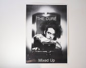 Vintage The Cure Mixed Up Album Poster 1990