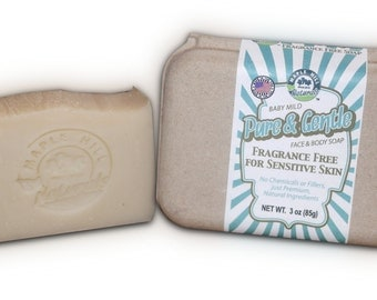 Pure and Gentle Soap