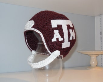 Pick your team - Baby NCAA football helmet