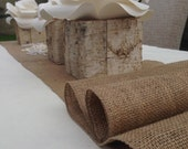 11 foot, Burlap Table Runner 14'' wide x 132'' long, wedding, decor, parties, special event